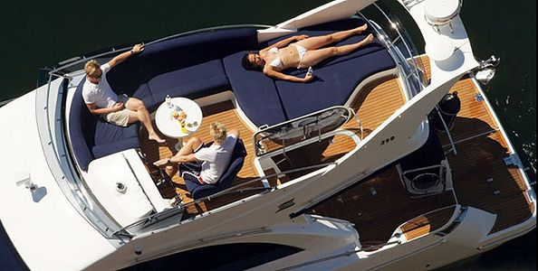 galeon 390 fly by croatia charter holiday